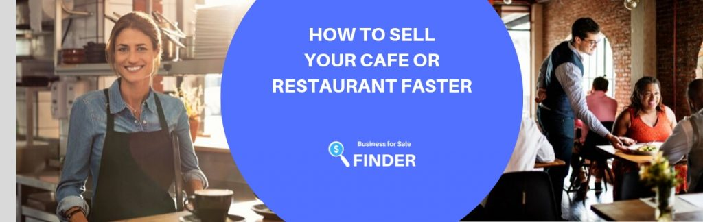 sell your cafe faster